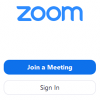 Join us on a zoom call